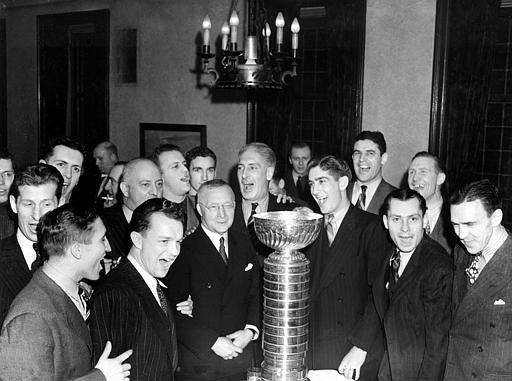 In the first Stanley Cup Final to be
