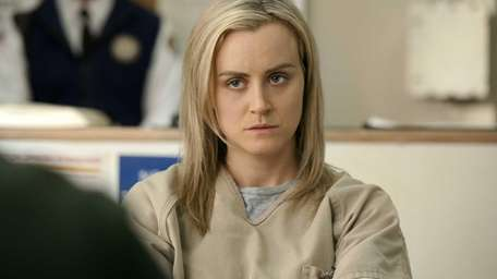 Taylor Schilling, who plays main character Piper Chapman,