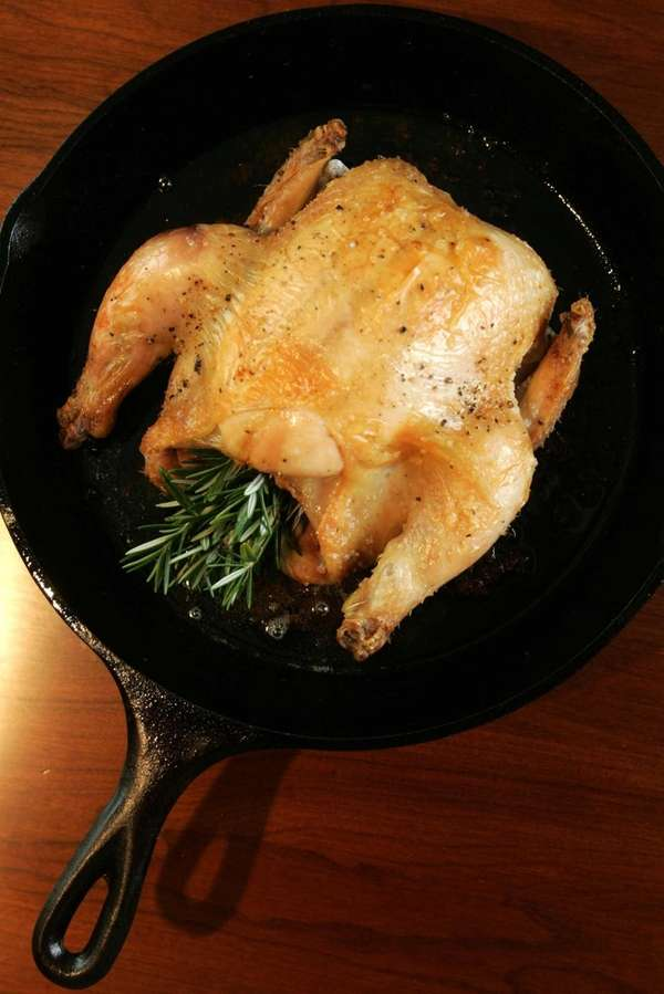 Cast-iron pans not only work on the stovetop