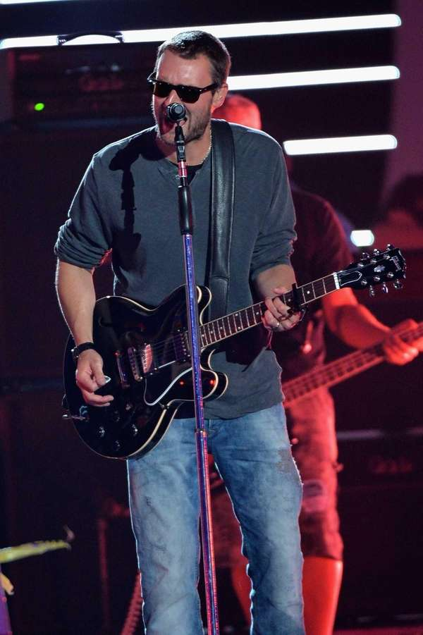 Eric Church performs at the 2014 CMT Music