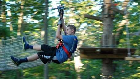 The Adventure Park at Long Island in Wheatley