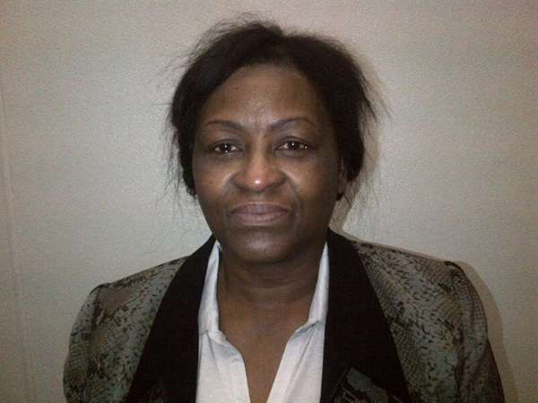 Rose Marie Hall, a certified nurse's aide at