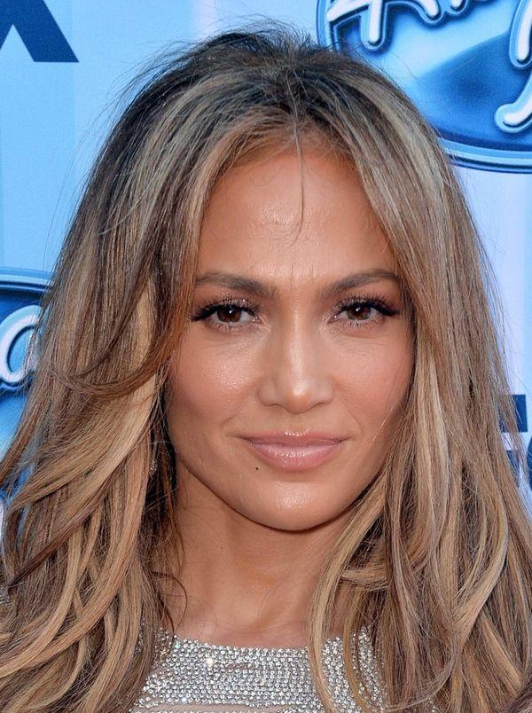 """American Idol"" judge Jennifer Lopez attends the season"
