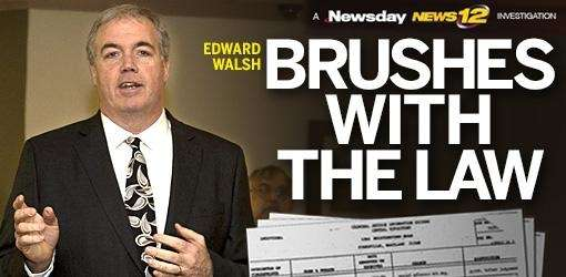 Edward Walsh investigation