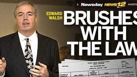 Edward Walsh investigation