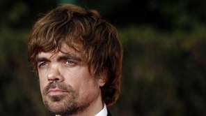 Actor Peter Dinklage stars in