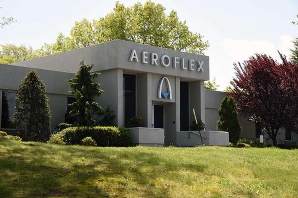 Aeroflex Holding Corp. in Plainview on May 20,
