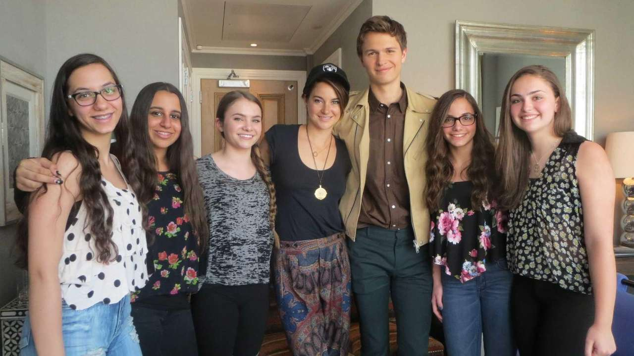 Kidsday talks with cast of 'The Fault in Our Stars' | Newsday