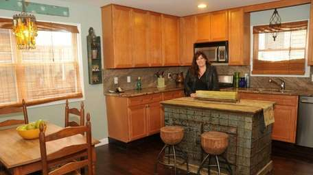 Marie Mignoli-Lombardi is selling her home in the