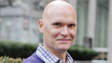 Anthony Doerr, author of