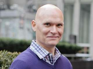 """Anthony Doerr, author of """"All the Light We"""