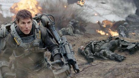Tom Cruise in