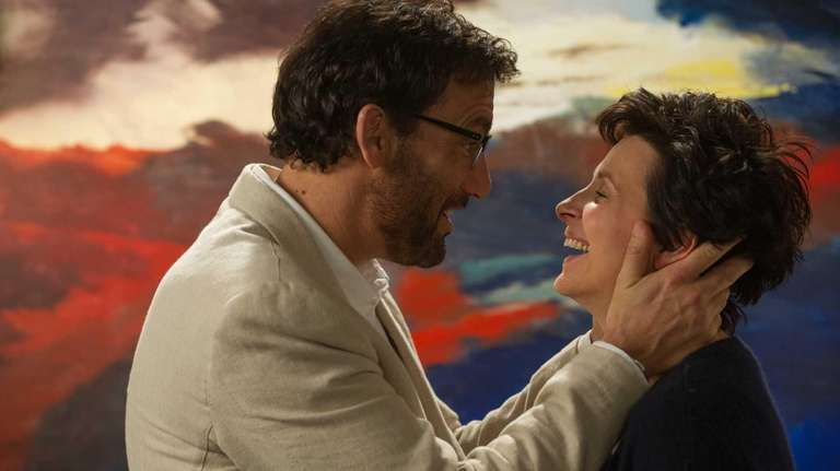 Clive Owen and Juliette Binoche in
