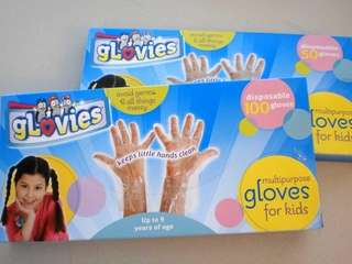 A Long Island mom invented Glovies -- multipurpose