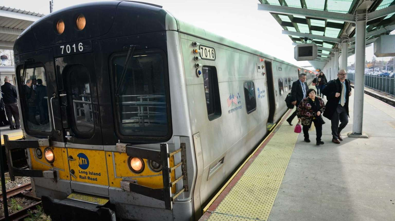 The prospect of a Long Island Rail Road