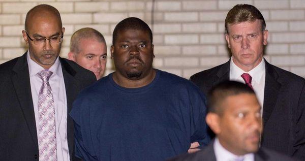 Daniel St. Hubert, a suspect in the stabbing
