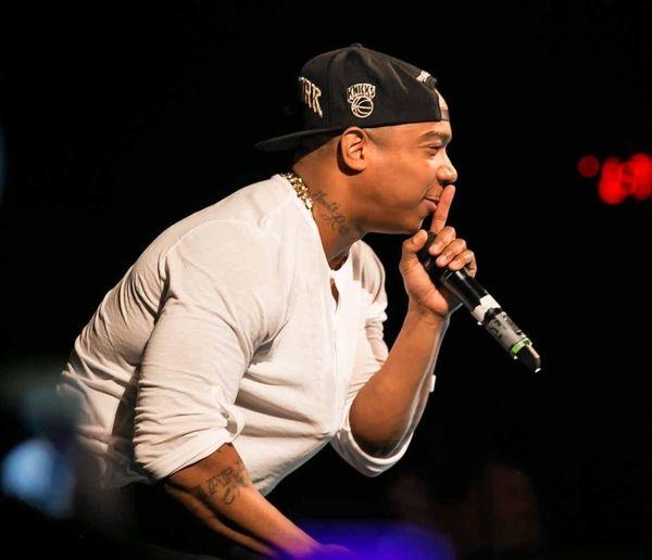 Musician Ja Rule. The MC will be headlining