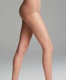 "Donna Karan's new ""The Bronze Collection"" hosiery is"