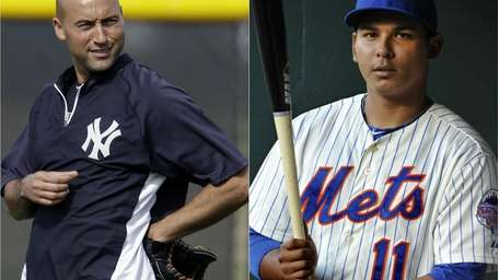 Mets shortstops are offensively outperforming the group fielded
