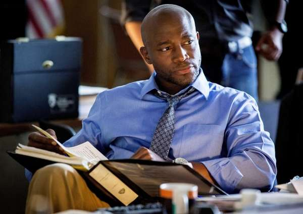 Taye Diggs in a scene from the pilot