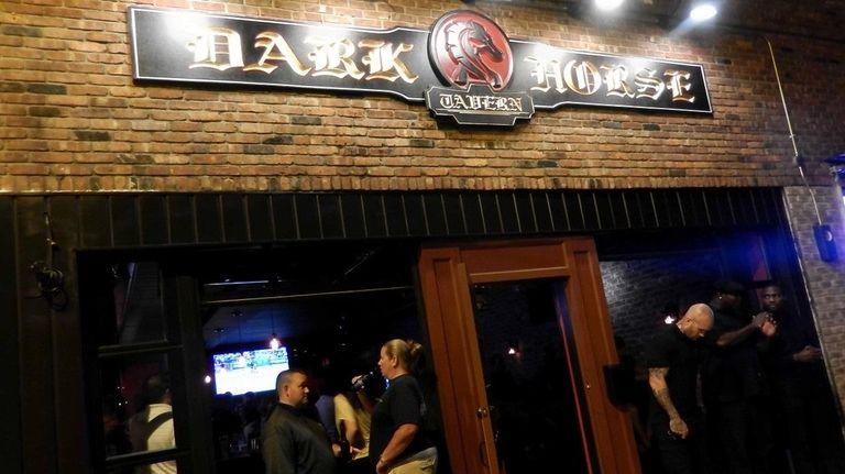 Dark Horse Tavern in Farmingdale made its debut