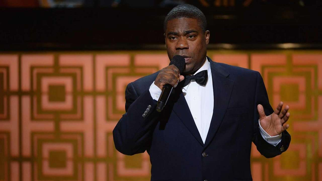 Tracy Morgan appears on Spike TV's