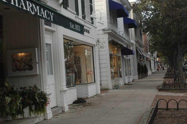 Moody's Investors Service upgraded East Hampton Village's bond