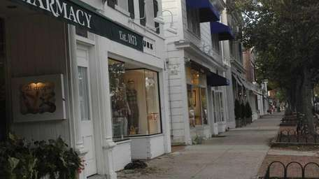 Moody's Investors Service upgraded East Hampton Village's bond