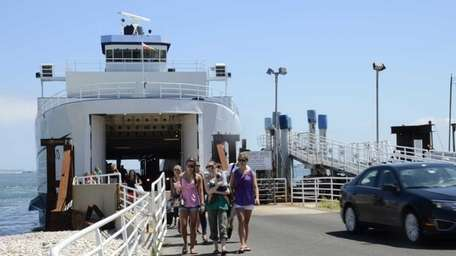 The Cross Sound Ferry is receiving $1.2 million