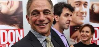 Actor, author and philanthropist Tony Danza, a 1968