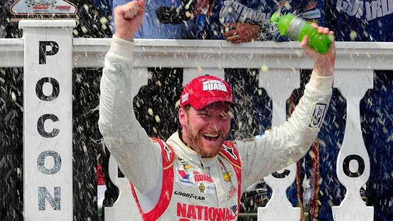 Dale Earnhardt Jr., driver of the #88 National