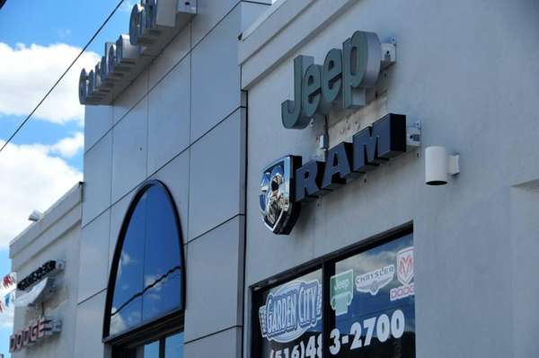 Garden City Jeep Chrysler dealership to get tax breaks Newsday