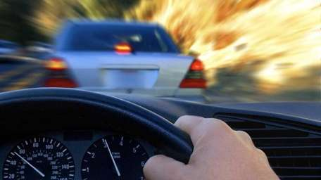 The dangers of driving while stoned.