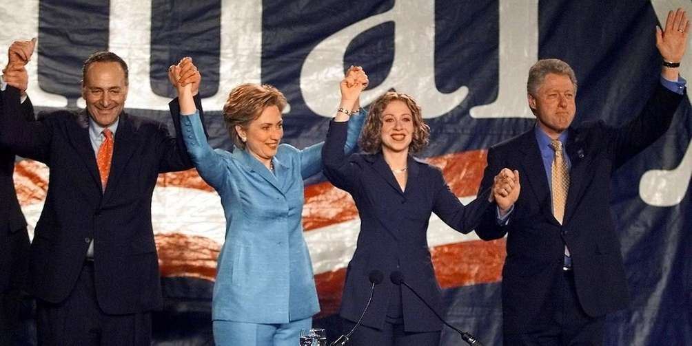 Hillary and Bill Clinton through the years See photos am New York