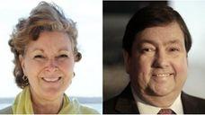 Betty Wood is running for Huntington Bay Mayor