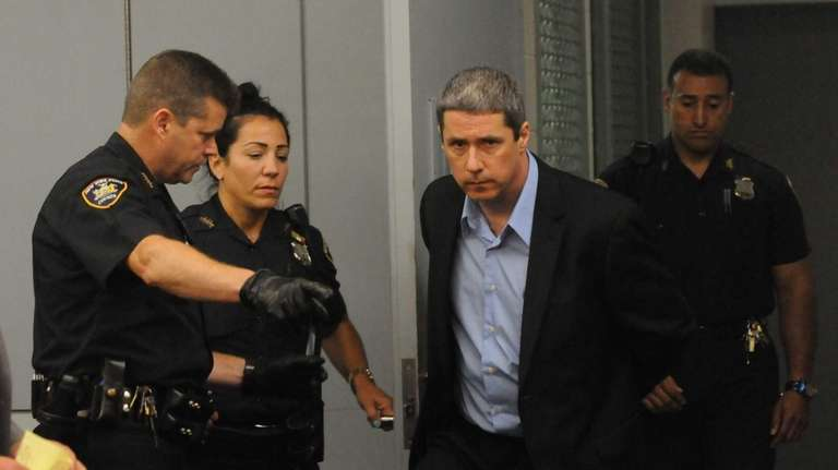 Peter Torrillo, 48, of Eastport, appears in Judge