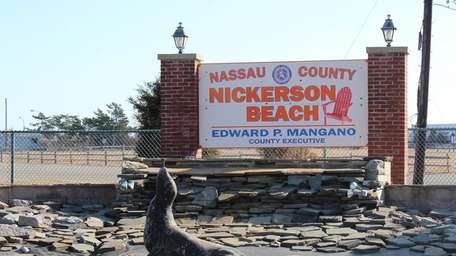 Eugene Nickerson Beach in Lido Beach has special