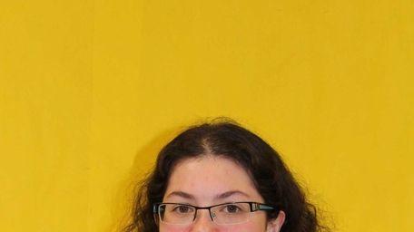 Cara Lee, 16, a junior at Kellenberg Memorial