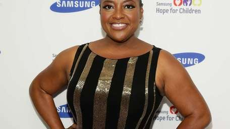 Sherri Shepherd attends the Samsung Hope For Children