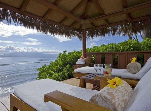 The Hyatt Regency Maui Resort and Spa is