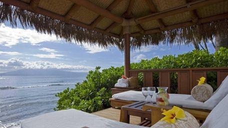 The Hyatt Regency Maui Resort and Spa is