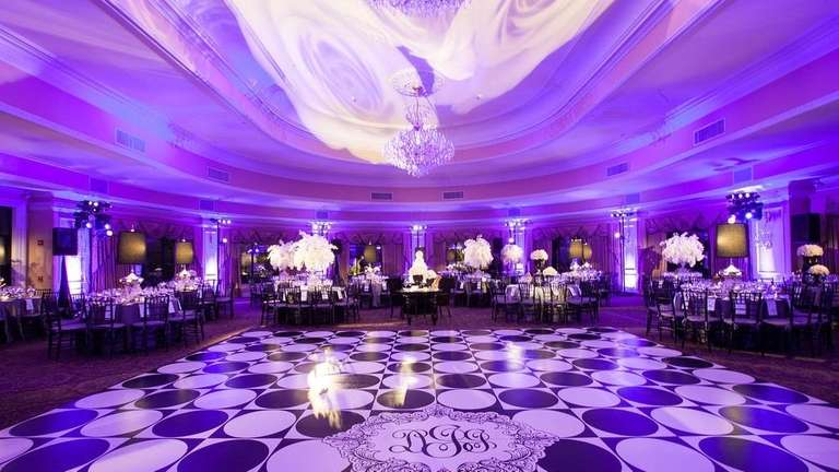 Lawrence Scott Events is known for throwing lavish,