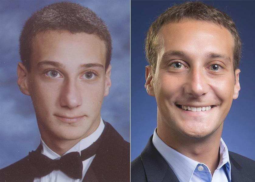 HIGH SCHOOL: Herricks COLLEGE: Double major in math
