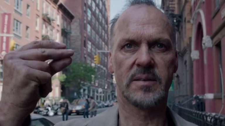 """Birdman"" is a black comedy the tells the"