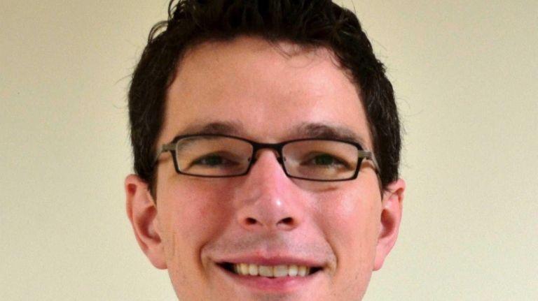 Dr. Nicholas Kolanko, of Stony Brook, has been