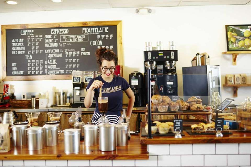 Gentle Brew (151 E. Park Ave.): Gentle Brew
