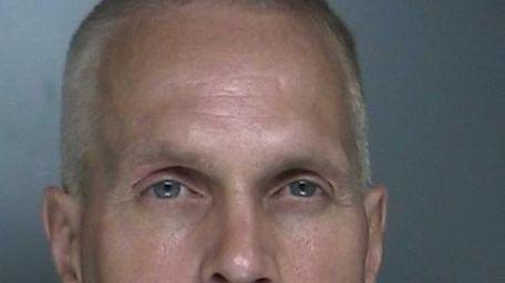 Michael Ferruzzo, 49, of Ronkonkoma, was arrested at