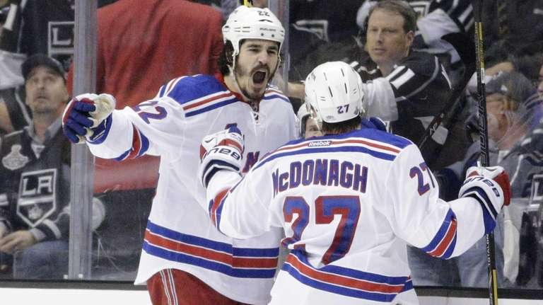 Rangers  Stanley Cup run made people take notice. Rangers center Brian Boyle 694fe89eb