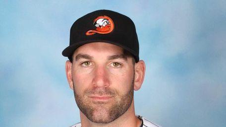 Long Island Ducks pitcher Brett Lorin.