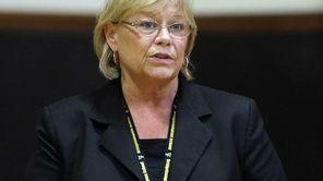 Bridgehampton schools superintendent and principal Dr. Lois R.Favre